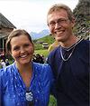 Lise og Roy-Frode Løvland