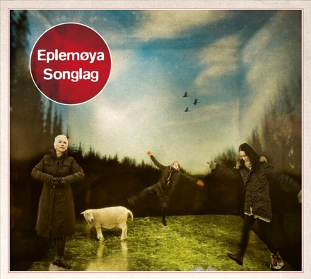 Eplemøya Songlag - platecover