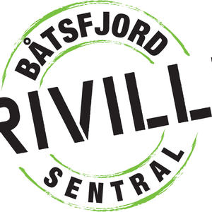 Logo BFJ Frivilligsentral sort skrift