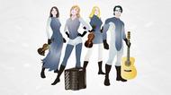 Den norsk-skotske folkemusikkgruppa Boreas er en av gruppene som har fått reisestøtte. Animasjon | Somhairle MacDonald