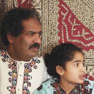 Abdulrahman and Mehrnaz Surizehi