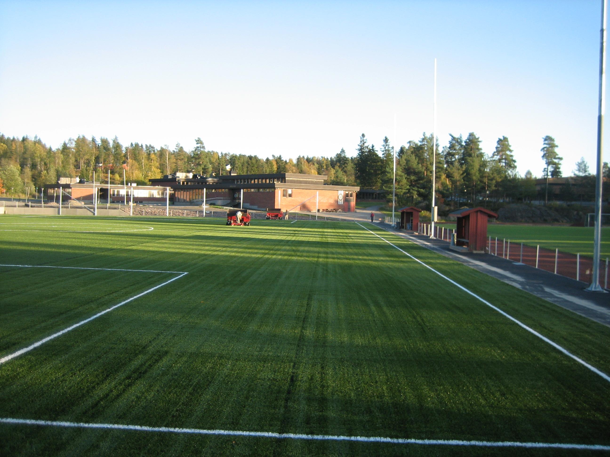 78508543 Trøgstad stadion kunstgress - Trøgstad/Båstad FK - Fotball