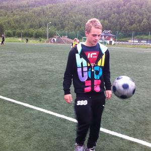 Fotballtalent fra Balsfjord