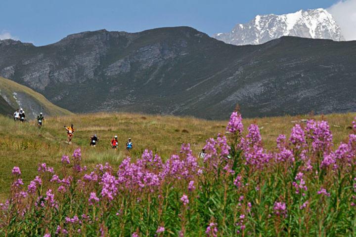 25/08/2011 - COL DE LA YOULAZ (ITA)- TDS© The North Face® Ultra-Trail du Mont-Blanc®-Pascal Tournaire