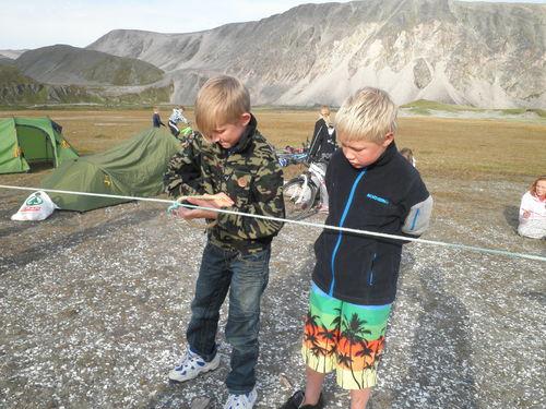 Telttur til sandfjorden