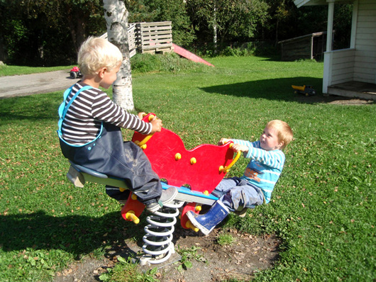 Kommunale barnehager