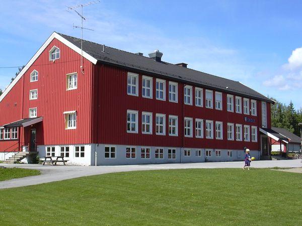 Rømskog skole, Foto: Rune Jørgensen