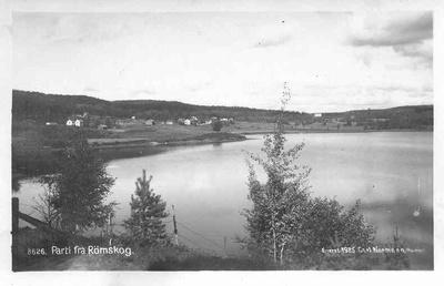 Parti fra Rømskog