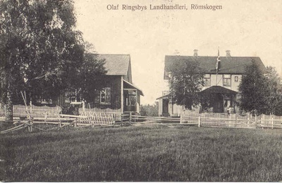 Olaf Ringsbys landhandleri