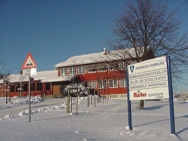 Rømskog kommunehus