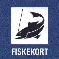 Salg av fiskekort
