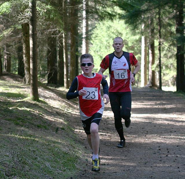 Jakob Ingebrigtsen (11) vant i Egersund - KONDIS - norsk organisasjon ...