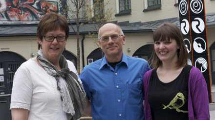 Helene Myklemyr Bolstad, Per Øyvind Tveiten, Mari Skeie Ljones