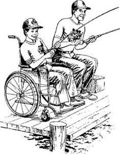funksjonshemmede