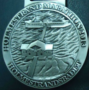 Holmestrand_Maraton_2013_Medalje