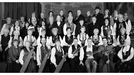 Kongsberg spel og dansarlag 70 årsjubileum, 28. februar 2013