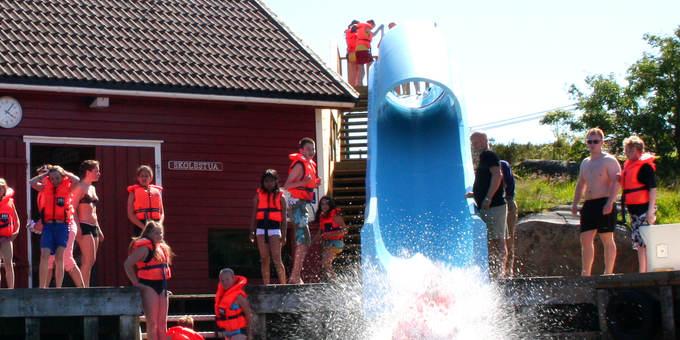 Aktivitetsleir på Heia Haraldvigen