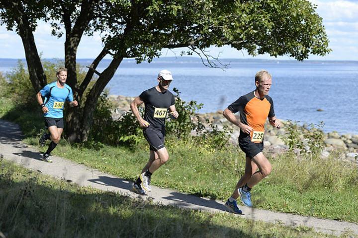 Fra Kystleden i idyllisk sommervær i 2013. Foto: Bjørn Johannessen