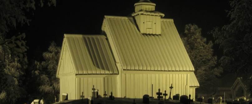 Bykle gamle kyrkje