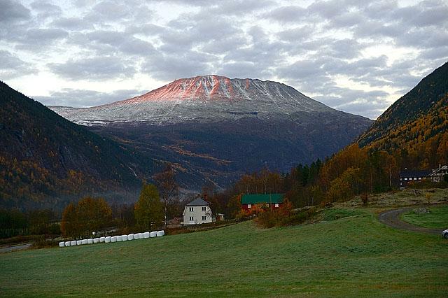 hvordan bli forelsket Rjukan
