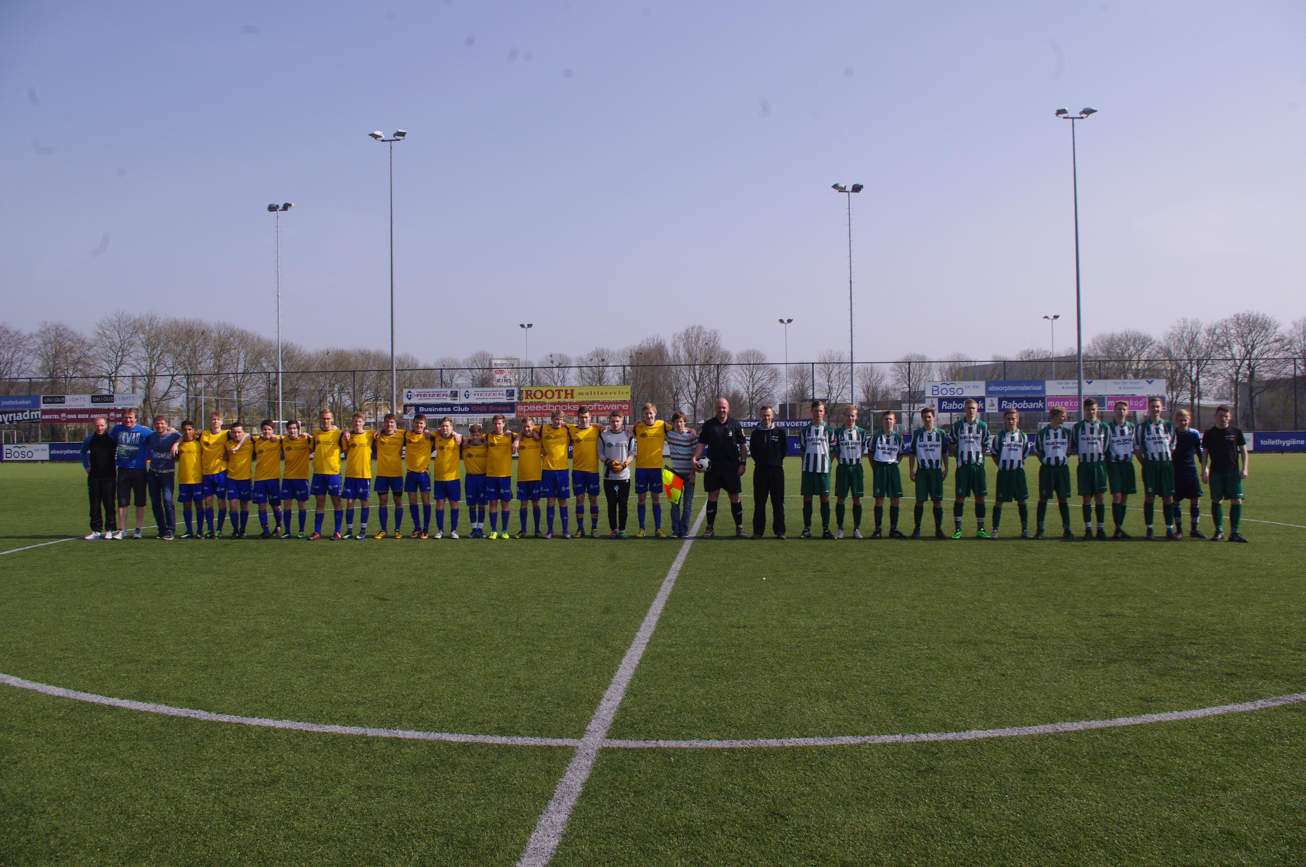 05c27c11 Vellykket treningsleir for G16 i Nederland - Trøgstad/Båstad FK ...