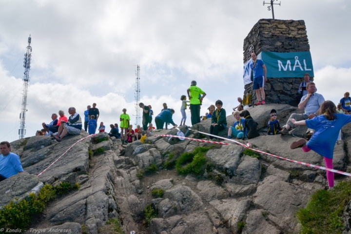 Løvstakken Opp i 2014. Foto: Trygve Andersen