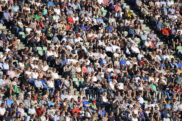 Blir vi som publikum lurt? Eller lurer vi oss selv? (Foto: Bjørn Johannessen)