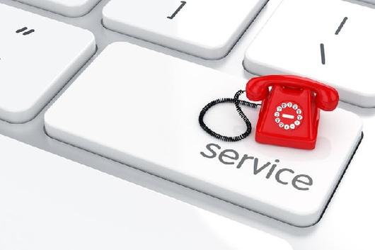 Illustrasjon - god service