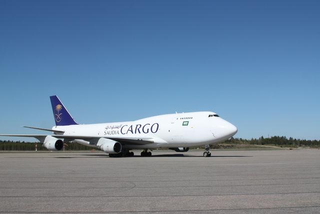 Saudia 747