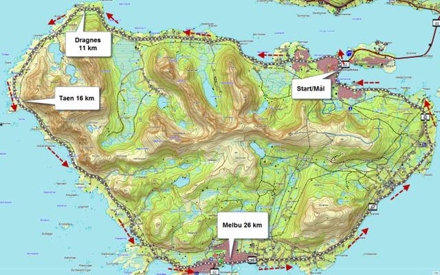 hadseløya kart Hadsel Maraton i storslagen natur, i 27. utgave 2. august  hadseløya kart
