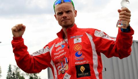 NM-kongen i norsk ultra er Bjørn Tore Taranger... nå skal han kjempe for gull på hjemmebane nok en gang (foto: Olav Engen)