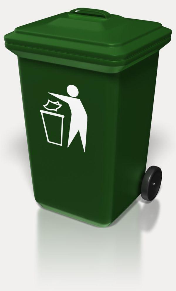 Søppeldunk