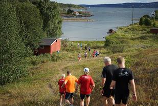 Gressholmen er en av øyene som inngår i Øyakarusellen som i år arrangeres for 7. gang. Foto: Frode Klevstul