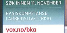 Illustrasjonsfoto - søk BKA innen 11. november