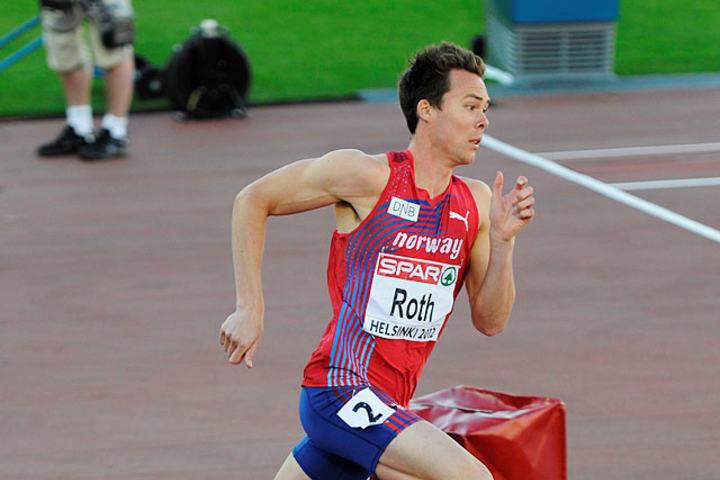 Må Thomas Roth se sommerens internasjonale mesterskap fra sidelinja? (Arkivfoto: Bjørn Johannessen)