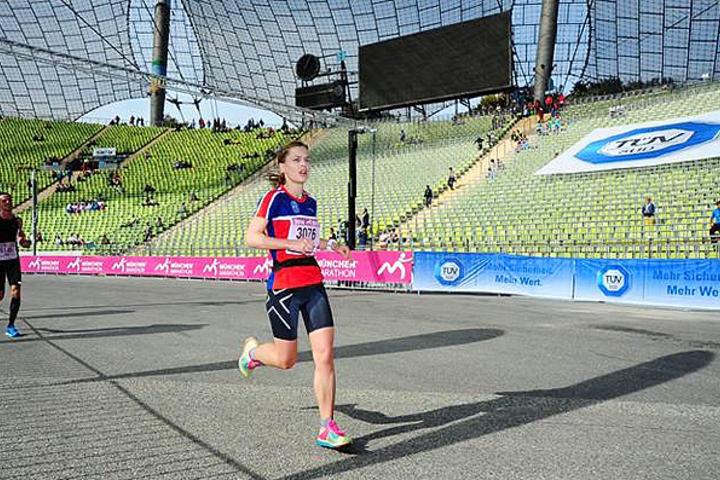 Munchen_Marathon_Hilde_Bakkeli_ingress