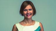 Daglig leder i FolkOrg, Linda Dyrnes. Foto: Trym Gulla Dyrnes