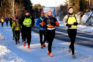 Fra fjorårets løp (foto: Bjørn Hytjanstorp).