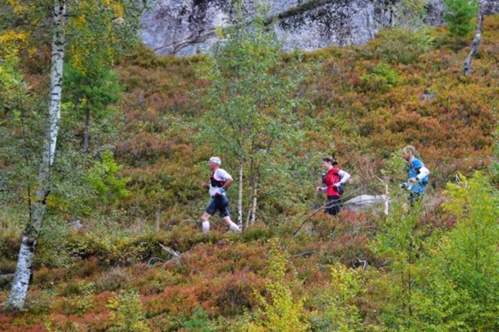 Telemarks Tøffaste er det klart største av de tre ultraløpene 3. september. Bildet er fra fjorårets løp (arrangørfoto).