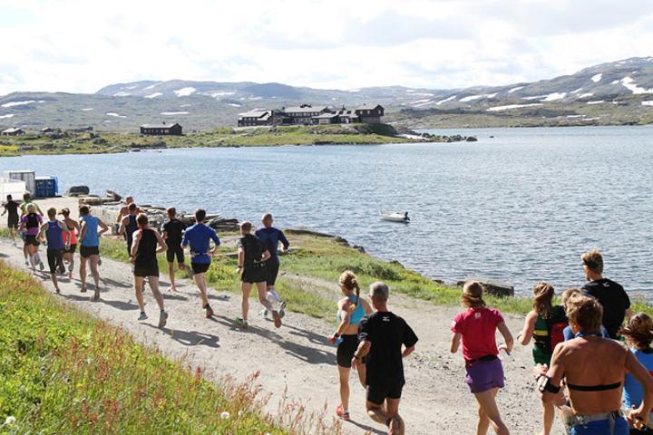 Fra fjorårets løp. (Foto: Espen Ringom)