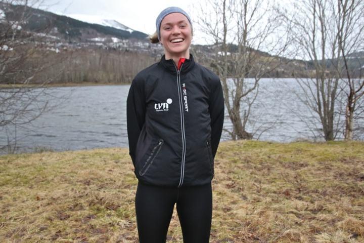 Ingrid Festø. Foto: Martin Hauge-Nilsen