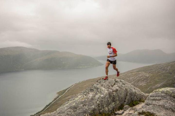 Kilian Jornet, verdens beste fjelløper kommer til SKåla Opp i år.