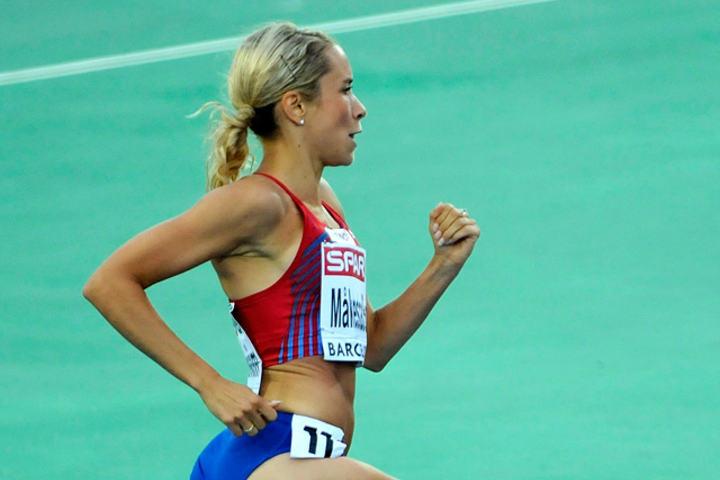 Ingvill Måkestad Bovim fikk en fin gjennomkjøring før EM i friidrett neste uke. (Arkivfoto: Bjørn Johannessen)