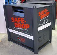 safedrop container