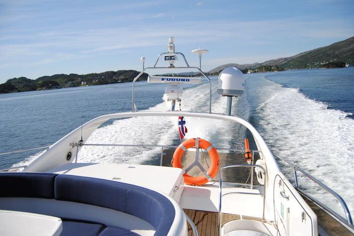 Panoramahotellbåt