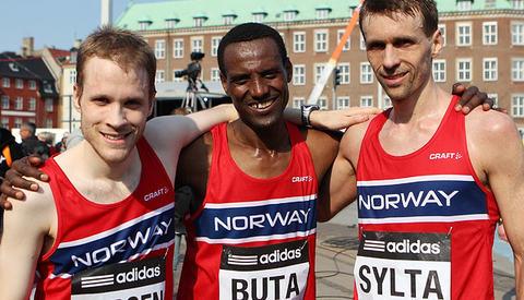 Kunne fleire norske løparar vorti motivert til maratonsatsing dersom VM-krava ikkje vart stramma inn? (Foto: Kjell Vigestad)