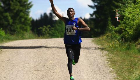 Gishe Abdi Wako vinner
