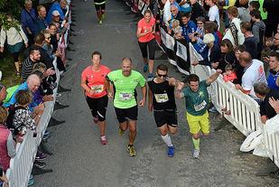 God stemning på fjerde etappe på Bornholm. (Foto: Kenneth Jensen, Viking Atletik)