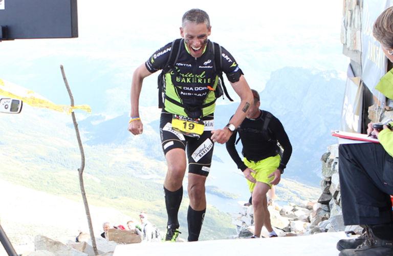 Race number 19 - Tim Bennett - Norseman Xtreme Tri 2012 - Norway - photo by chris royle/ boxingheaven@gmail.com