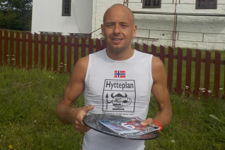 Thomas Lundstad, Hytteplan Sport vinner Olsokløpet 2015.